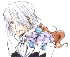 Pandora Hearts - Break by majochan
