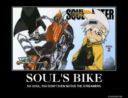 Soul's Bike by NoodleSama23