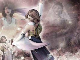 Yuna Final Fantasy X by LadyYuna14