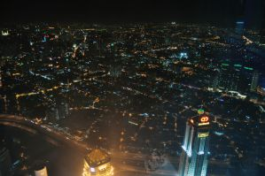 KL-View From Petronas Towers VI by ImLookingForTime