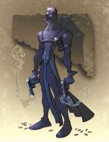 Gun Ghoul color 4 Trialsze by makampo