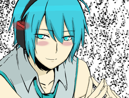 Mikuo Hatsune by easterlil