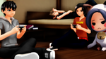 MMD - Can't win? by YellowDesuCake