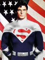 justice lord christopher reeve by megamike75