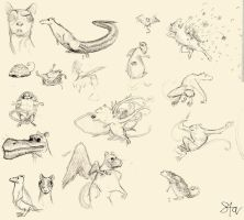 Rat-a-Sketch01: Mutations R Us by croovman
