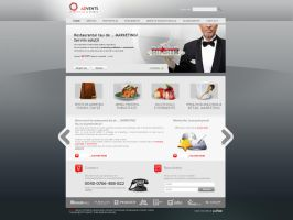 Advents - Marketing Layout by justpixelweb