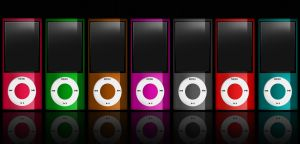 Apple iPod by mirerror
