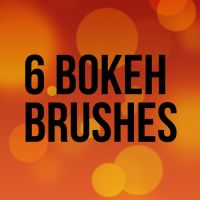 6 High-Resolution Bokeh Brushes by LaytonStock