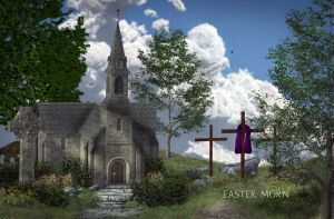 Easter Morn by Dani3D
