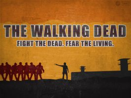 Walking Dead Wallpaper V5 by A-B-Original
