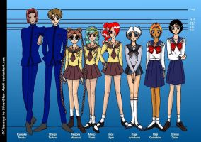 Size Chart colored by nads6969