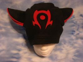 Horde Kitty Hat WoW Cosplay by HatcoreHats