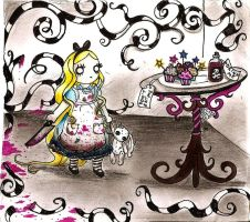.: Alice in Underland :. by Lil-melody