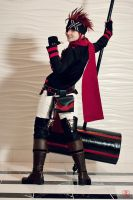 Lavi Bookman 3 by AthelCosplay