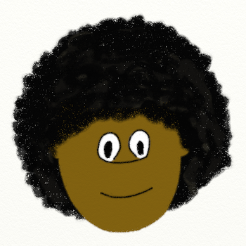 Afrocurly by Trinsec