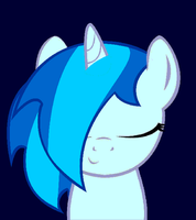 Vinyl Scratch Is AWWWsome .Gif by CreativPony