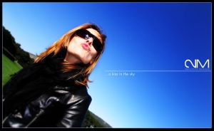 a kiss in the sky by tegolino-superstar