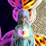 Change of heart Ryou - Redone by rainbow-ravens
