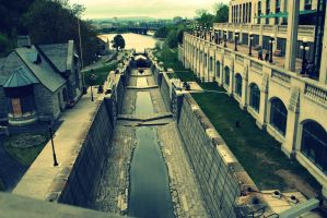 Canal History by BlackWidowPrincess