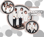 PACK PNG 304 // STRANGER THINGS CAST by xMissOneDirectionx