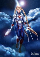Nova Tech: Sailor Moon by IsaiahStephens