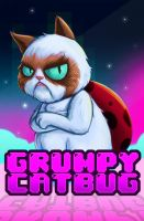 Grumpy CatBug by Den2Cypher
