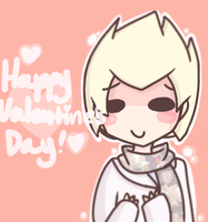 Ninjago Valentine 2014 by Neon-Frost