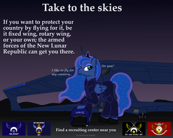 Fly For the New lunar Republic by lonewolf3878