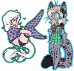 Chibi.Comm:Lilly+Mornith::..+ by Uriko44