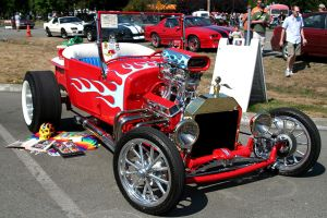 True Hot Rod by indigohippie