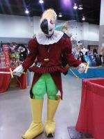Naka Kon 2011: Piedmon Cosplay by Virus-91