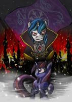 The Tyranny of King Armour by Checkmate-the-Pony