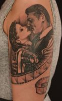 Frankly my dear... by kayleytatts