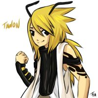 Tawon revamp by Ask-Evin