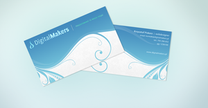 Business Card by Traxlaren