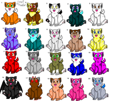 Warrior cat adoption 29 CLOSED by ThePokemon123941