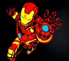 Ironman by Galhamon
