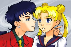 SailorMoon screencap redraw by Seja-aka-Lita
