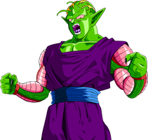 Piccolo controled by leorine