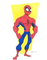 Spidey by maxspider72