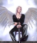 I am your new angel by Venlian