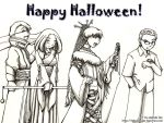 halloween 2003 by alienfirst