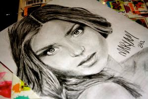 Miranda Kerr by alreem305
