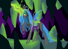 Queen of the Changelings by TheProtobabe