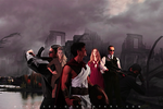 Photomanipulation - Based on Six of Crows by Muns2500