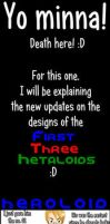 Hetaloid Design UPDATE :D by DeathBeGone