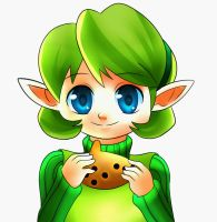 Saria by CheloStracks