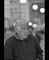 My grandpa Peter by MelissaPhotos