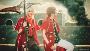 Final Fantasy Type-0 by hoangversus