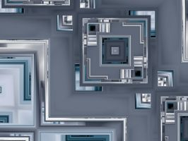WINDOWS IN FRACTAL SPACE by Voyager-I